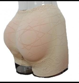 Preenchimento de silicone  calcinha bumbum