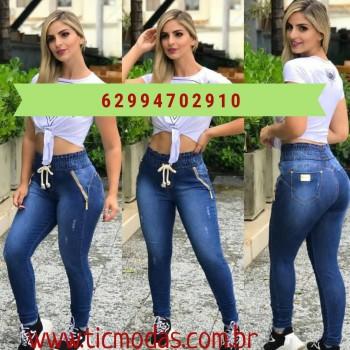 Calça jeans tic modas